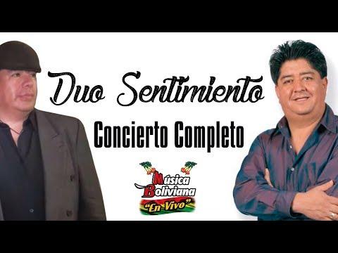 MÚSICA BOLIVIANA - DUO SENTIMIENTO - CONCIERTO COMPLETO