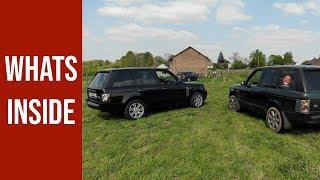 Range Rover L322 TDV8 - Whats inside
