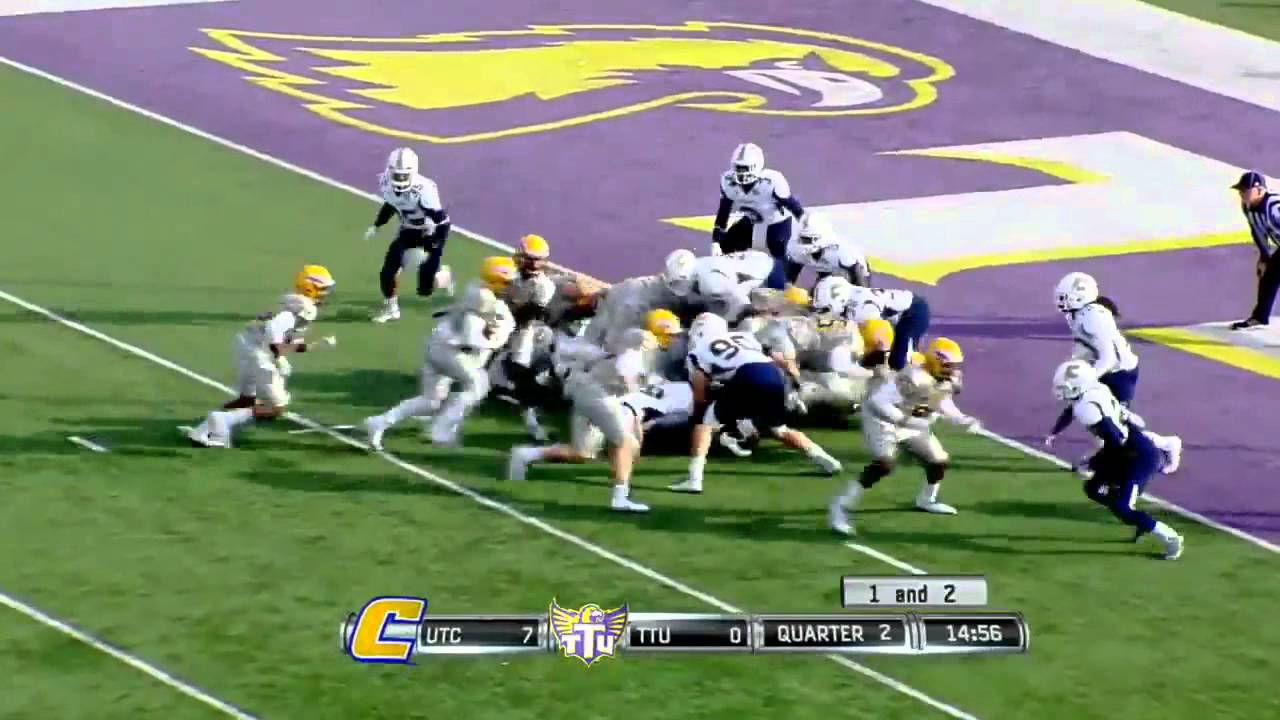 Davis Tull vs Tennessee Tech (2014)