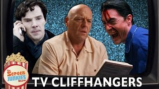 Top Ten TV Show Cliffhangers
