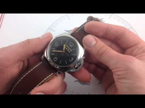 Panerai Luminor 1950 3 Days PAM 372 Luxury Watch Review