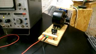 Geiger counting without geiger counter