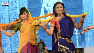 Gopikamma Song Dance Performance - Mukunda sound establish Live - Varun Tej, Pooja Hegde