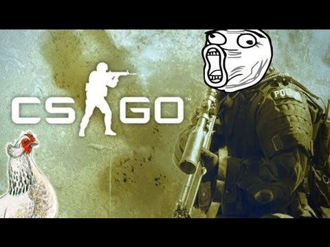 CS GO - Cidade de Deus Pega a galinha1