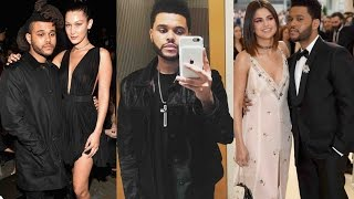 Girls The Weeknd Dated