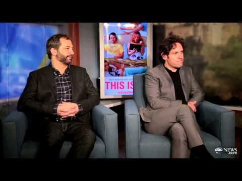 Paul Rudd, Judd Apatow Interview 2012: Actor, Director Discuss Turning 40