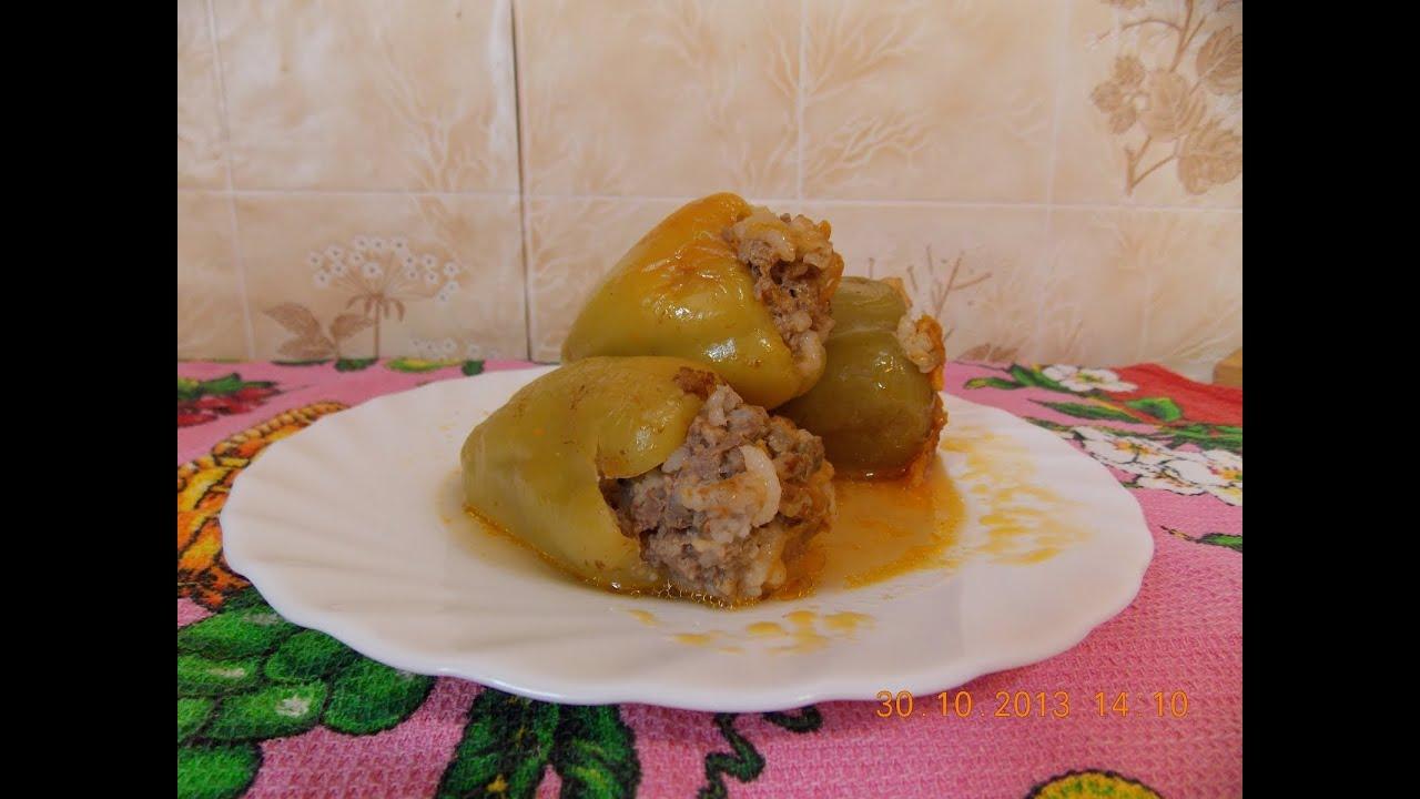 Перец фаршированный рецепты быстро и вкусно