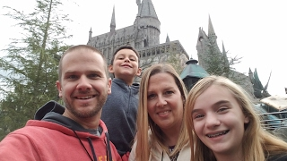 FRONT OF THE LINE ON EVERY RIDE AT UNIVERSAL STUDIOS & THE WIZARDING WORLD OF HARRY POTTER!!