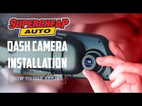 How to Install a Dash Camera