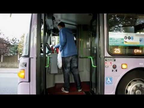 Nottingham City Transport: Day in the Life of our Driver of the Year