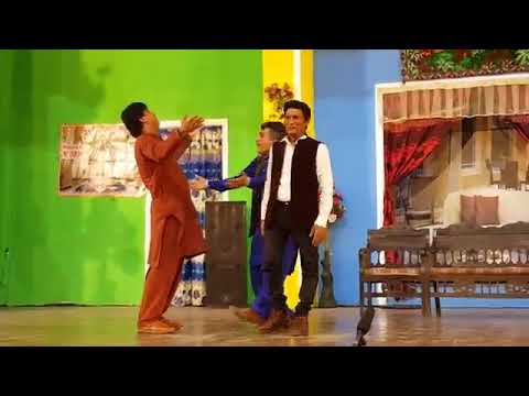 NEW PUNJABI STAGE DRAMA || FULL COMEDY PLAY || 2018 Part 2