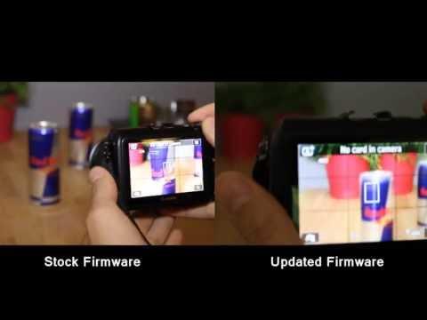 Canon EOS M - Autofocus FIX Firmware Update