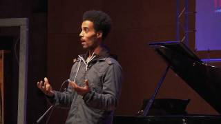Hip-Hop & Shakespeare? Akala at TEDxAldeburgh