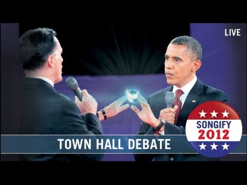 Town Hall Debate Songified