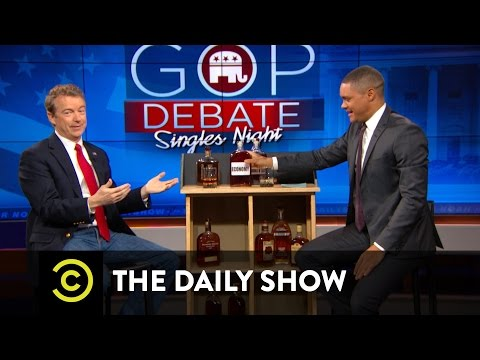 The Daily Show - The Extended GOP Debate: Singles Night with Rand Paul