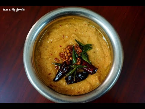 South Indian Style Peanut&coconut Chutney for idli,dosai&rice||peanut chutney with onion and coconut