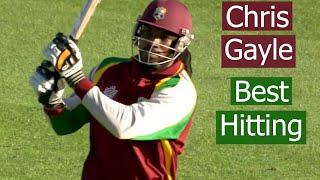 Chris Gayle 125 vs New Zealand 2nd ODI 2012 HD