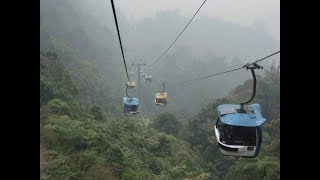 Sentosa Line Cable Car || Singapore Cable Car Travelling