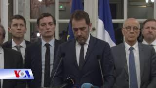 Pháp truy tìm hung thủ tấn công khủng bố ở Strasbourg (VOA)