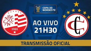 AO VIVO: Náutico x Campinense | Jogo de volta | Pré-Copa do Nordeste 2020