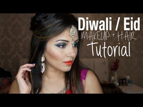 Tutorial | Indian Wedding, Diwali & Eid | Kaushal Beauty video