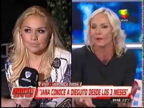 Verónica Ojeda se enojó con Carla Czudnowsky por una pregunta