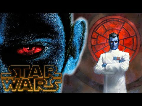 Mind Of A Genius Grand Admiral Thrawn Star Wars Explained