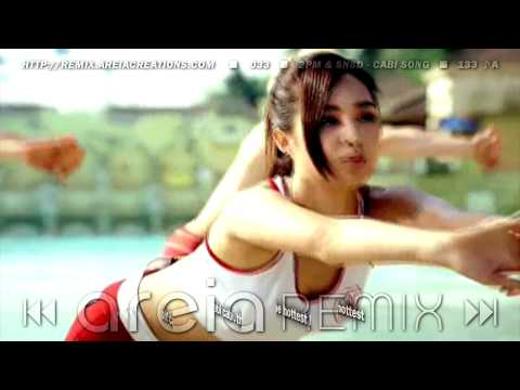 Areia Remix #33 | 2pm & Snsd - Cabi Song video