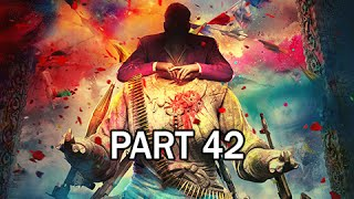 Far Cry 4 Walkthrough Part 42 - Pagan Min's Fortress (PS4 Gameplay Commentary)