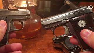 Why I love .25 ACP! (Colt 1908, Colt Junior, Seecamp .25 and Baby Browning)