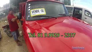 FEIRA DE CARROS DE CARUARU PREÇOS DE F1000 - SAVEIRO - STRADA - PAMPA - MONTANA -