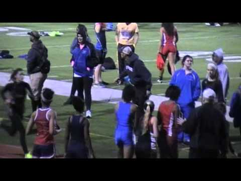 Lexi Rampetsreiter - 040513 - William Chrisman High School - 4x400 Relay