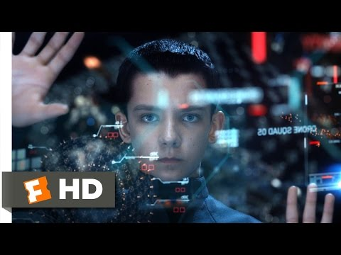 Ender's Game (6/10) Movie CLIP - Battle Simulations (2013) HD