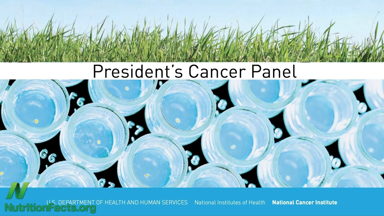 President's Cancer Panel Report on Environmental Risk