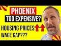 Phoenix Arizona: No Longer Affordable? |  Moving to Phoenix AZ