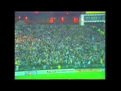 Leicester City Fans - Away from home 91-92 season