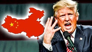 Trump Threatens To Nuke The Economy Just To Spite China
