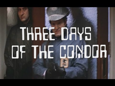 Three Days of the Condor (Music by Dave Grusin)