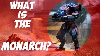 Titanfall 2 | The Monarch Theory
