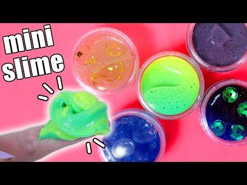 8 DIY Edible Stress Relievers / DIY Edible Slime Candy