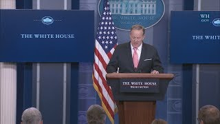 6/6/17: White House Press Briefing