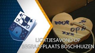 Lichtjesavond op begraafplaats Boschhuizen - 28 november 2016 - Peel en Maas TV Venray