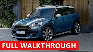 New 2017 MINI Countryman Review - Full Walkthrough