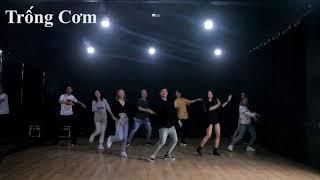 Flashmob - Trống Cơm - Banana - Unik Dance (Studio)