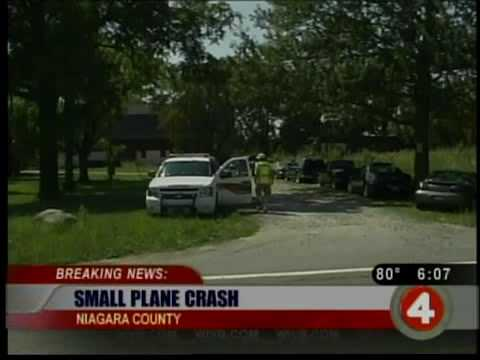 Skydiving plane crashes in Wilson