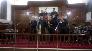 GOSPEL JAZZ BAND   BLUES EN SOL