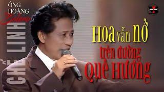 Hoa vẫn nở trên đường quê hương - Chế Linh - Show Mẹ & Quê Hương | Vân Sơn 39