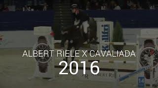 Albert Riele na Cavaliada 2016