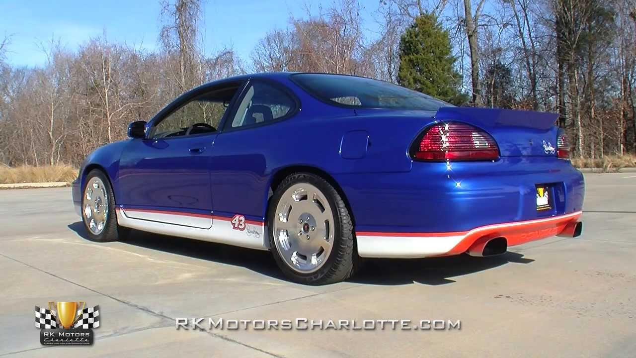 Pontiac Grand Prix Youtube Jpg 1280x720 99 Gtp Specs