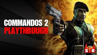 Commandos 2 - Complete Playthrough